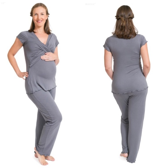ee20f18ac60 kindred bravely Other - Kindred Bravely Davy Nursing and Maternity Pajamas